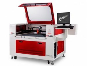 Máquina de Corte a Laser Com Reconhecimento Por Câmera Inteligente Posicionamento Automático e Alimentação Por Esteira 1000X600mm