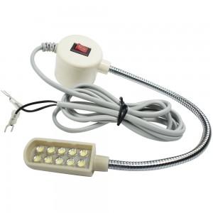 Farolete 10 Leds com Haste Flexível LED-10