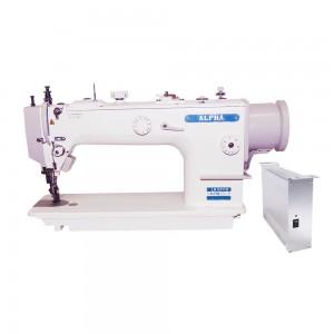 Máquina de Costura Reta Transporte Duplo com Motor Direct Drive LH-0311D