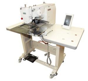 Máquina de Costura Industrial Filigrana Eletrônica com Motor Servo Direct Drive e Área de Trabalho 200x100mm ALPHA