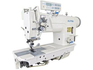 Máquina de Costura Pespontadeira Fixa Eletrônica com Motor Direct Drive ALPHA