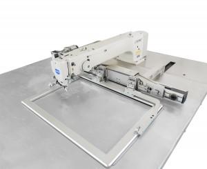 Máquina de Costura Industrial Filigrana Eletrônica com Motor Servo Direct Drive e Área de Trabalho 600x400mm ALPHA