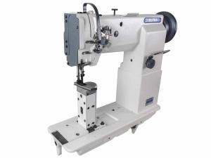 Máquina de Costura de Coluna Transporte Duplo com Calcador Fixo ALPHA