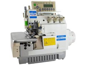 Máquina de Costura Overlock 3 Fios Direct Drive ALPHA LH-918KD-3