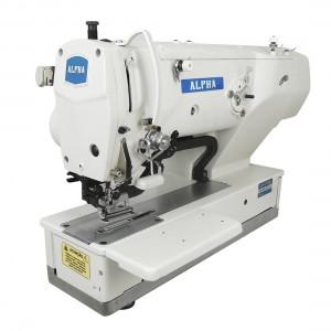 Máquina de Costura Caseadeira Para Caseado Reto Eletrônica ALPHA