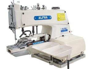 Máquina De Costura Botoneira Para Botões De 4 Furos em X ALPHA