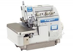 Máquina Overlock 3 Fios Alta Rotação com Lubrificação Automática KINGTEX
