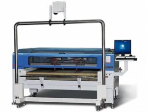 Máquina de Corte a Laser Com Cabeça Dupla e Corte Assíncrono Automático 1600x600mm