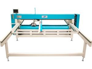 Máquina Pantográfica Eletrônica Para Matelar Colchas Estofados e Sofás