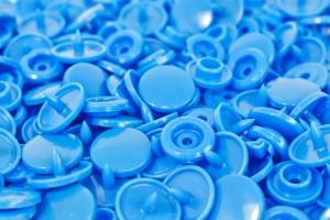 Botão de Pressão Plástico Tic Tac Nº 12 Azul PR-12MM 29