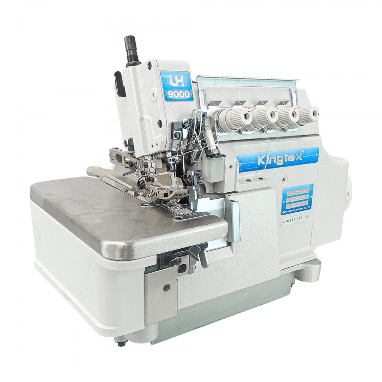 maquina-interlock-5-fios-para-tecidos-pesados-com-sugador-de-linha-levantador-de-calcador-pneumatico-e-motor-direct-drive-5000rpm-kingtex-uhd9105-553-x16-us041-cv08f2-lado