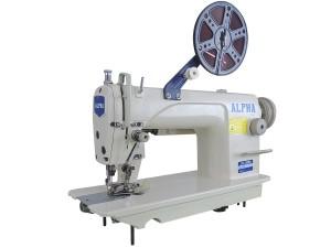 Máquina de Costura Industrial Reta Com Aplicador de Lantejoula ALPHA