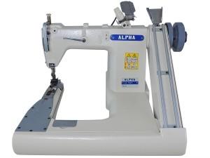 Máquina de Costura Fechadeira de Braço 2 Agulhas ALPHA