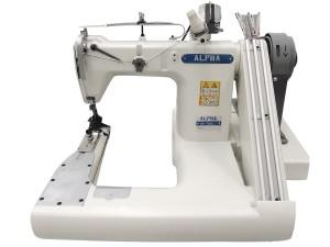 Máquina de Costura Industrial Fechadeira de Braço 3 Agulhas sem Catraca ALPHA