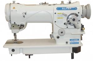 Máquina de Costura Zig Zag 2 ou 3 Pontinhos Alta Rotação ALPHA