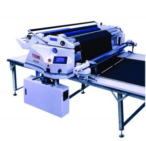 Máquina Enfestadeira Eletrônica Com Controle de Tensão Ajustável Ideal Para Tecidos Médios e Pesados