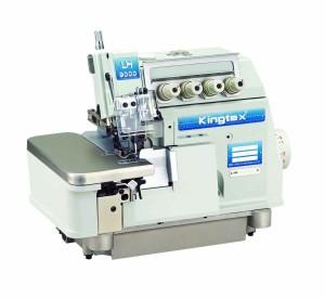 Máquina Interlock 5 Fios para Tecidos Pesados 5000RPM KINGTEX