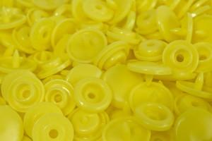 Botão de Pressão Plástico Tic Tac Nº 12 Amarelo PR-12MM 24